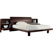 Florence Bed & Nightstands