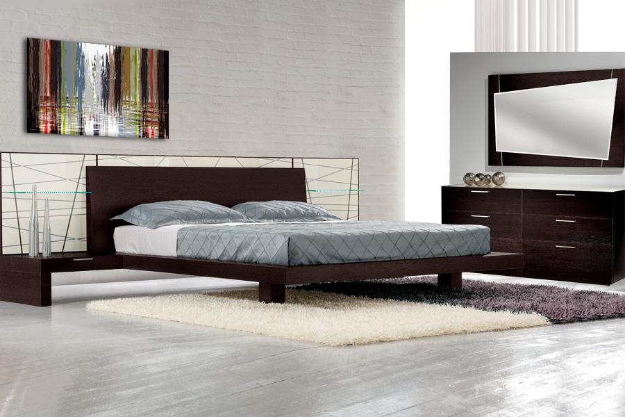 venice bedroom set queen modern digs furniture