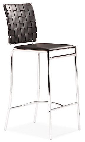 Criss Cross Bar Stool (Set of 2)
