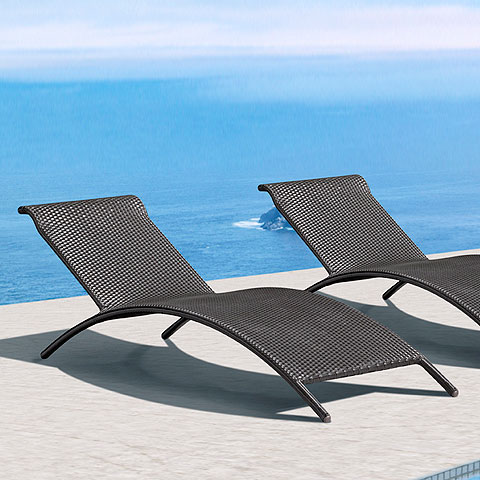 Biarritz Chaise Lounge