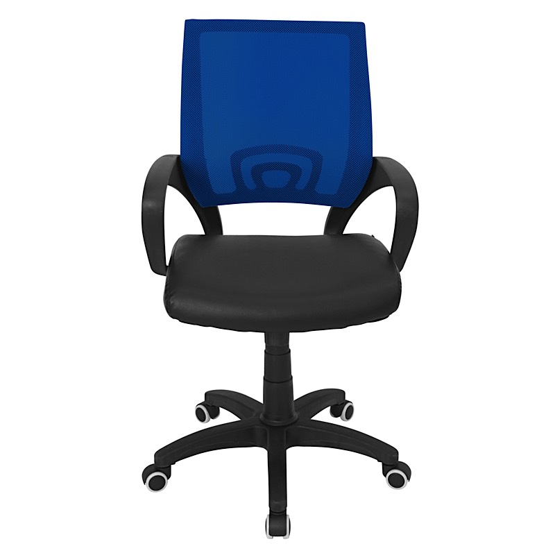 Oldenburg office chair blue black modern digs furniture
