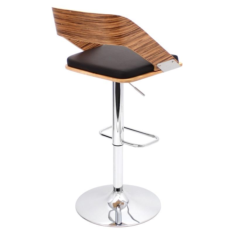 Vuno Stool Zebrano Brown Modern Digs Furniture : dtigfu3dzr1t7 from www.moderndigsfurniture.com size 800 x 800 jpeg 47kB