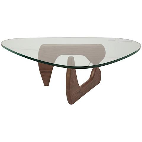Yin Yang Coffee Table Small Natural Modern Digs Furniture