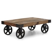 Barbaray Coast Cart Table