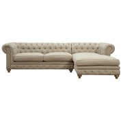 Oxford Linen Sectional
