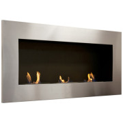 Hearth Recessed Wall Fireplace