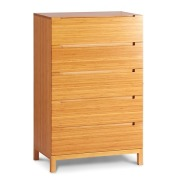 Orchid 5 Drawer Chest
