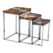 Fissure Nesting Tables