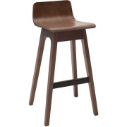Agnes Low Back Barstool (Set of 2)