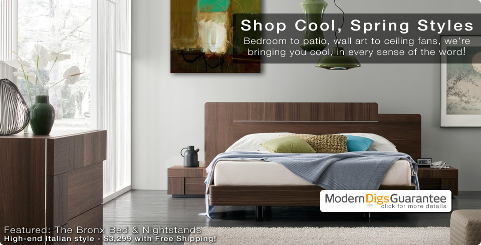 Shop Affordable Modern Furniture for Home & Office | New Bronx Bed