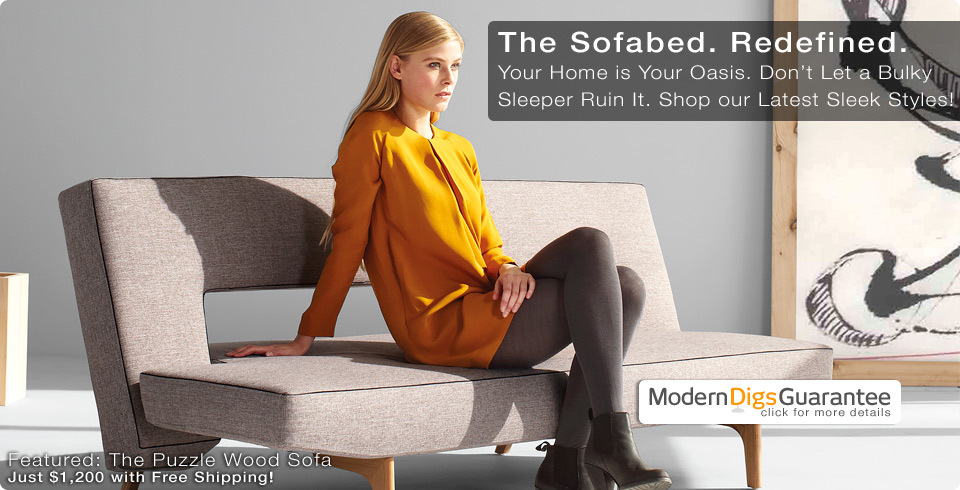Shop Affordable Modern Furniture for Home & Office | New Modern Sofabeds