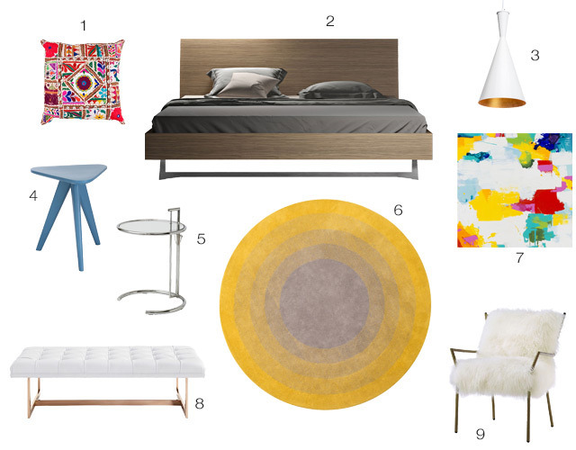 What to Pair with ModLoft's Broome Bed