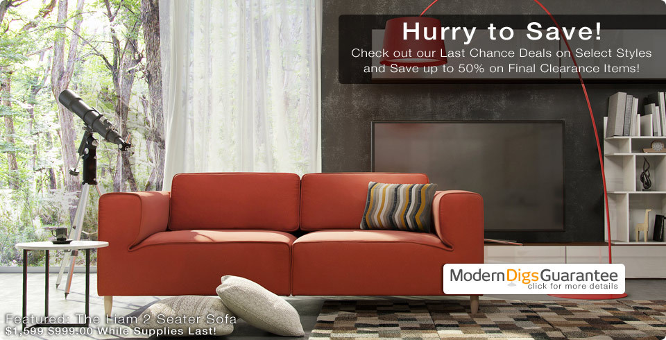 Shop Affordable Modern Furniture for Home & Office | Shop URBN Close-Outs