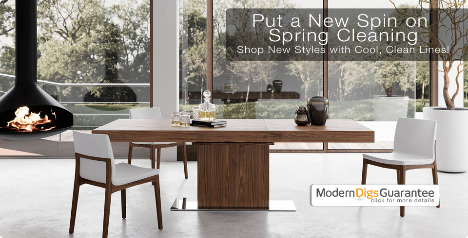 Shop Cool, Clean Modern Styles for your Home & Office!