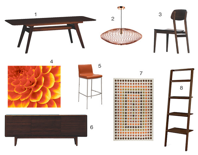 Use the Currant Table to Create a Dining Room Everyone Will Love