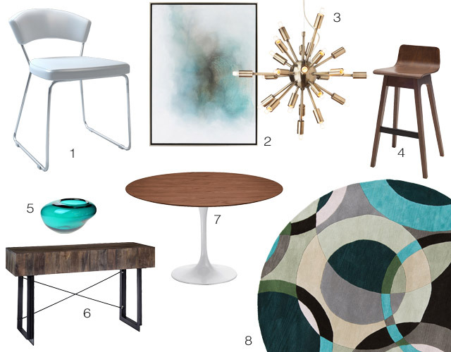 Items to Pair with the Delancy Dining Chair in White