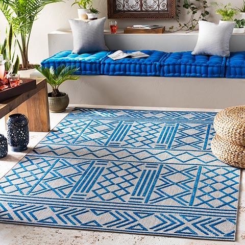 Lou Outdoor Rug