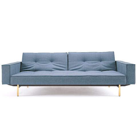 Splitback Sofa with Arms