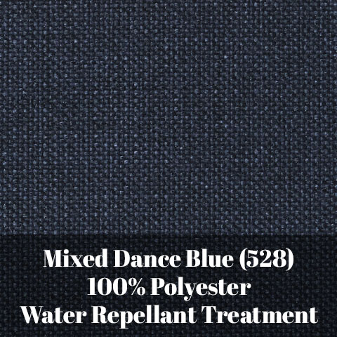 Fabric Swatch Mixed Dance Blue
