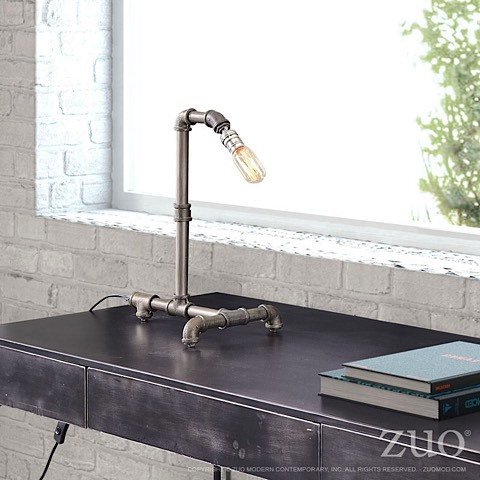 Basanite Table Lamp