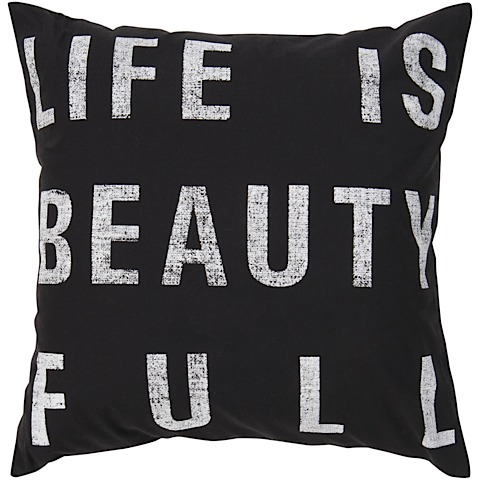 Beautiful Life II Pillow