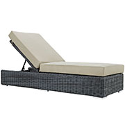 Samuel Outdoor Chaise Lounge