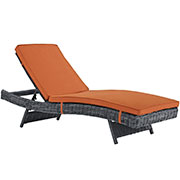 Samuel Outdoor Curved Chaise