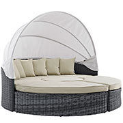 Samuel Outdoor Canopy Daybed
