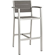 Sampson Outdoor Armstool