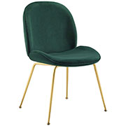 Serenity Velvet Dining Chair
