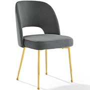Soairse Velvet Dining Chair