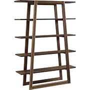 Currant Bamboo Bookshelf