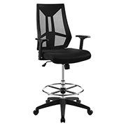 Boost Mesh Drafting Chair