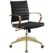 Revelry Gold Office Chair
