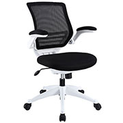 Zephyr White Base Office Chair