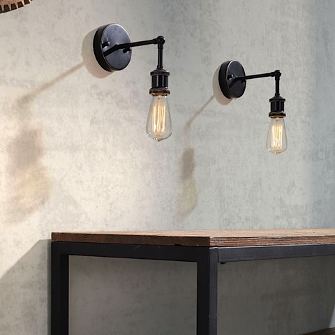 Miserite Wall Lamp