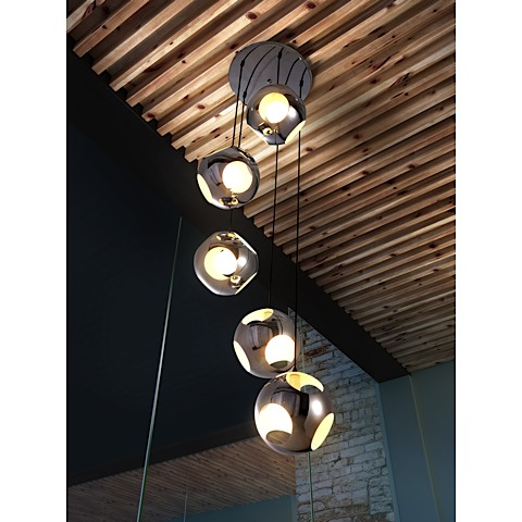 Meteor Shower Pendant Lamp