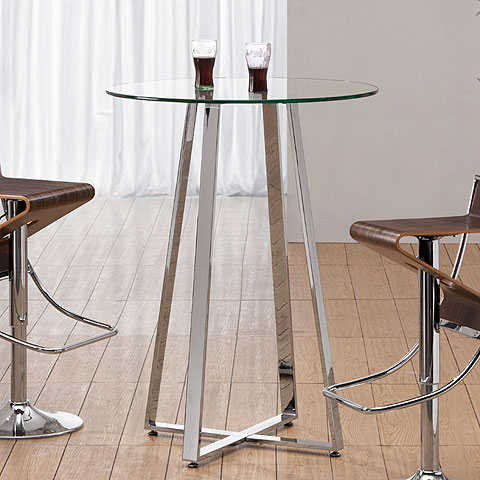 Lemon Drop Bar Table