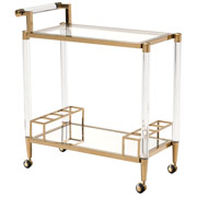 Princess Bar Cart