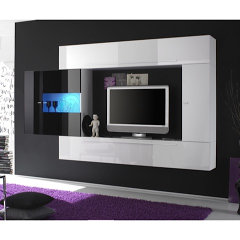 Moreno TV Wall Unit
