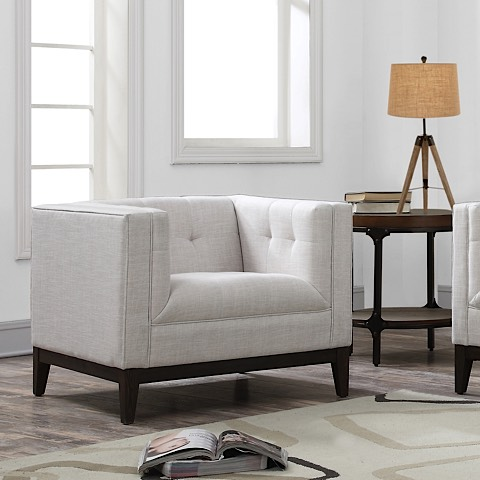 Gannon Linen Chair