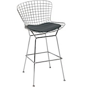 Wireback Bar Stool