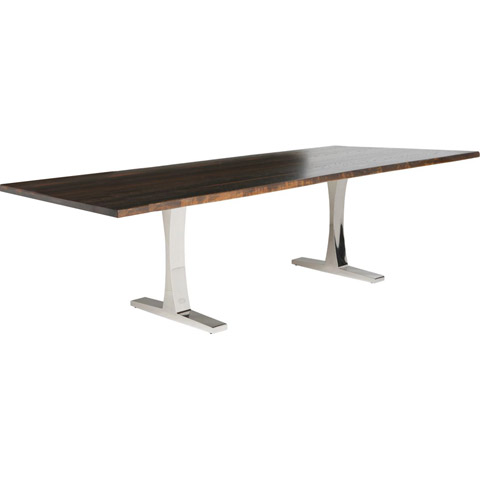 Toulouse Steel Dining Table