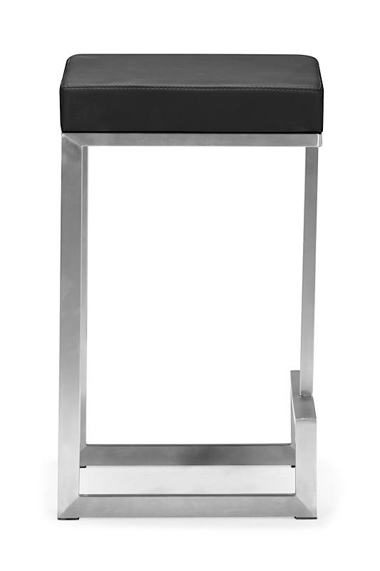 Dexter Counter Stool Black Modern Digs Furniture