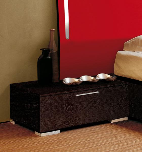 Rosso Bedroom Set Queen Modern Digs Furniture