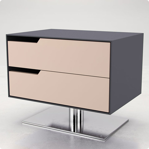 what color is best for a bedroom park nightstand right ashpalt frappe modern digs 21186
