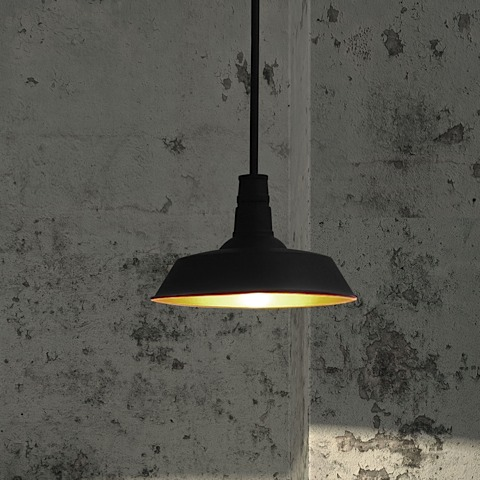 Tin Ceiling Lamp