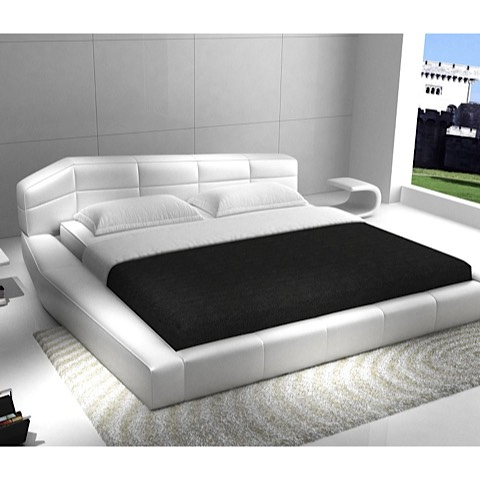 Mirage Leather Bed