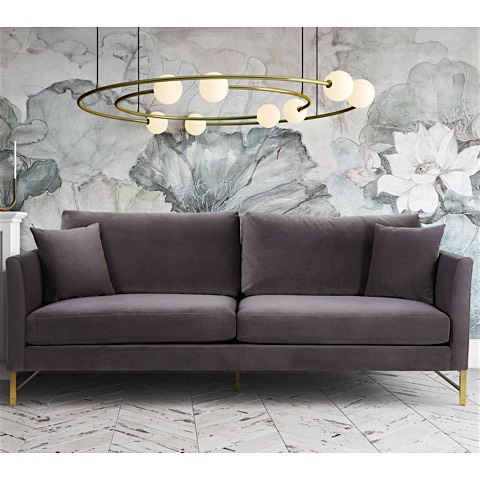 Lolly Velvet Sofa