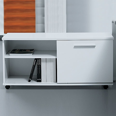 Contemporary Storage Cabinet Low Storage Cabinet With Doors